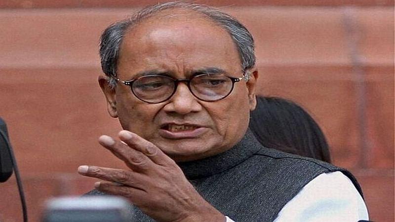 BJP-PDP experiment in J-K totally failed: Digvijaya