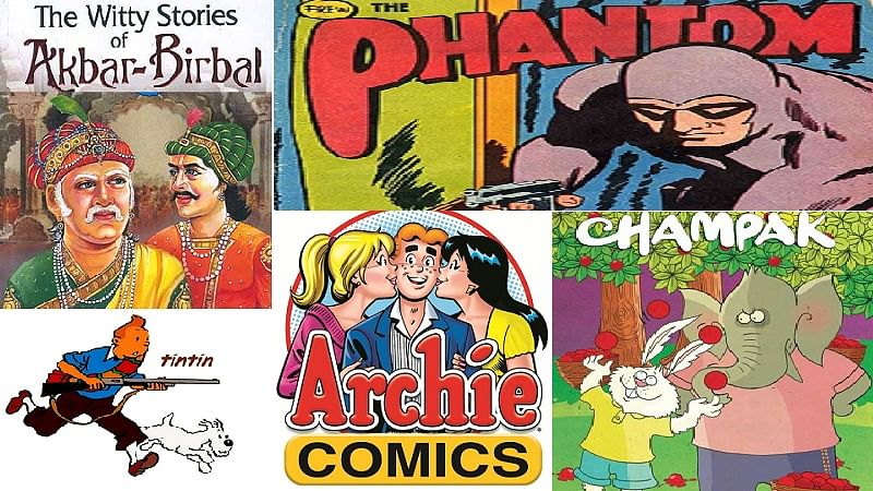10 nostalgia comic list for every 90s kid!