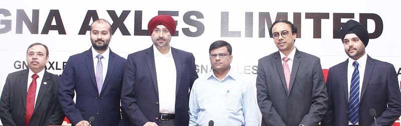 GNA Axles to raise Rs 130 cr through IPO
