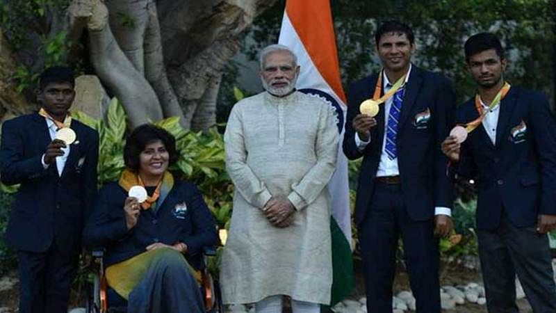 Government announces Rs.90 lakh cash awards for Rio Paralympians