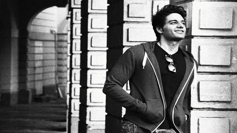 """I have been lucky to work with some very good looking people around me"", says Gaurav Khanna"