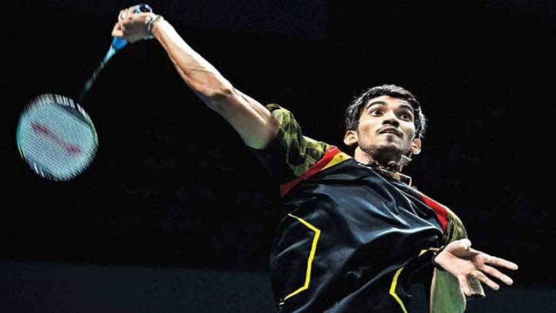 Srikanth back in Top 10 in Badminton World Federation ranking