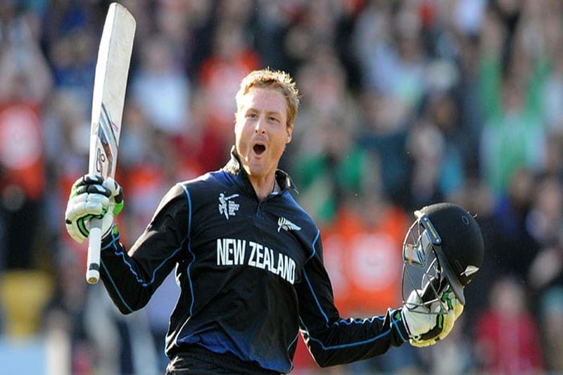 NZ recall Neesham, retain Guptill for India tour