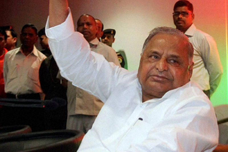 SP founder Mulayam Singh Yadav hospitalised after he complained of abdominal issues