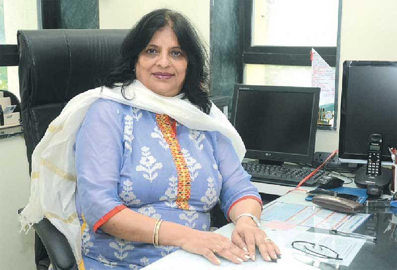 """""""Students should learn how to fight ethically among all the other things,"""" says Dr. Neelam Arora, Principal – Lala Lajpatrai College"""