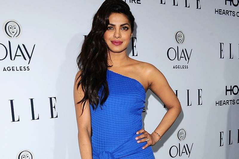 Priyanka Chopra attending the ELLE's 6th Annual Women In Television Dinner in West Hollywood, Los Angeles, CA, USA on January 20, 2016. Photo by Sara De Boer/Startraks/ABACAPRESS.COM    531168_018 Los Angeles Etats-Unis United States