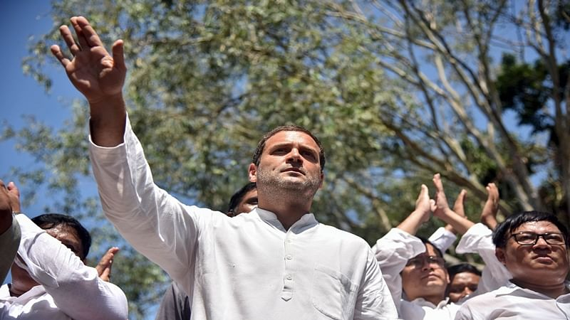 Rahul Gandhi pleads 'not guilty', gets bail in RSS defamation case