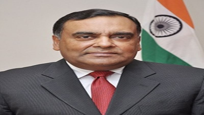 Yashvardhan Sinha appointed India's High Commissioner in UK