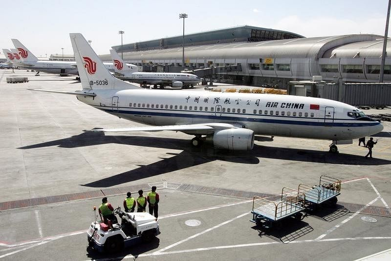 Air China tip to London visitors: avoid Indian, Pakistani areas