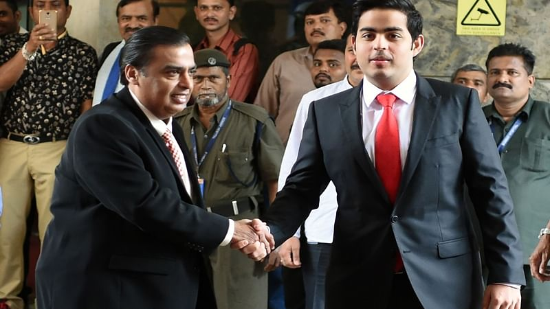Reliance Jio-Facebook deal will be 'catalyst' to make India the world's leading digital society: Mukesh Ambani