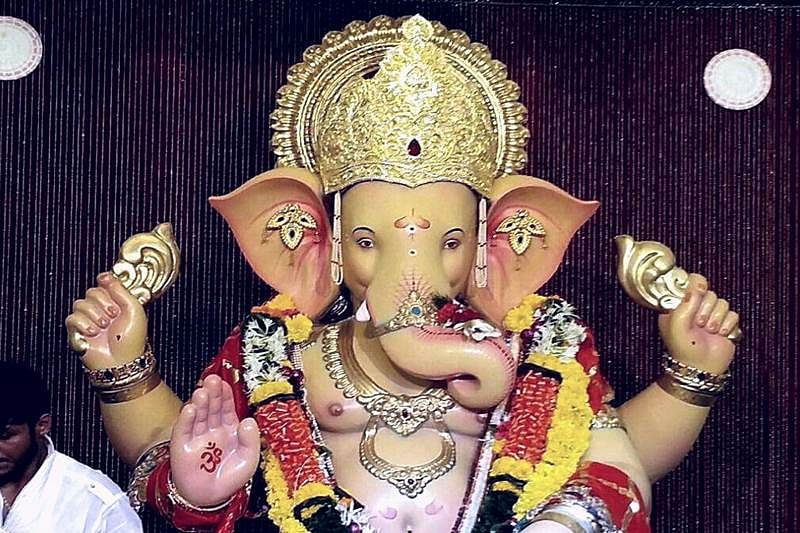 Ganesh Chaturthi 2018: Andhericha Raja in eco-friendly mode