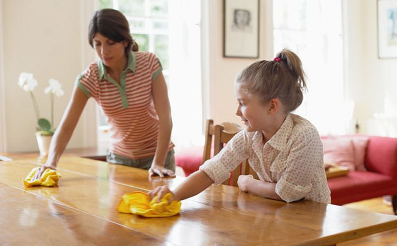 Household dust affects the IQ level in children