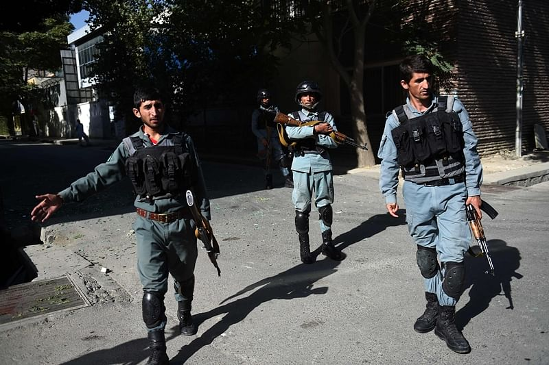 Explosion reported in Kabul's Makrorayan-e-Char area
