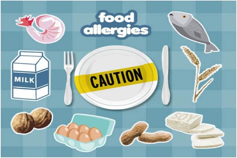 Childhood antibiotic use linked to higher food allergy risk