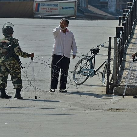 We would like to give little time: SC responds to plea seeking removal of restrictions on media in J-K