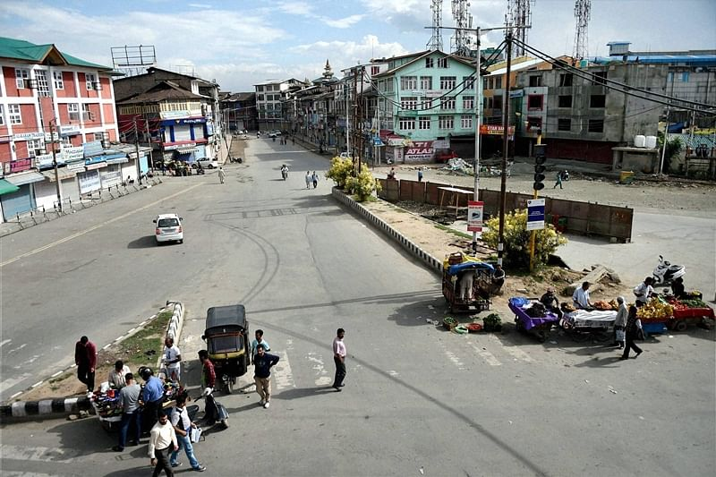 Hotel industry in strife-torn Kashmir takes a hit