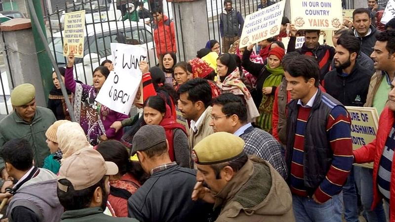 Kashmiri Pandits demand smart city for them in Kashmir