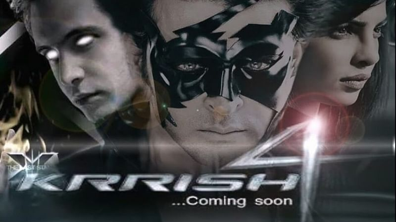 Hrithik marks 11 years of the most successful Indian superhero, Krrish!