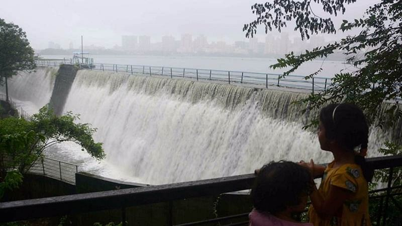Thanks to good rains lakes near Mumbai get 99  percent filled