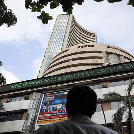 Sensex gains 164 points; Nifty reclaims 11,000-level on buying in bank and FMCG stocks