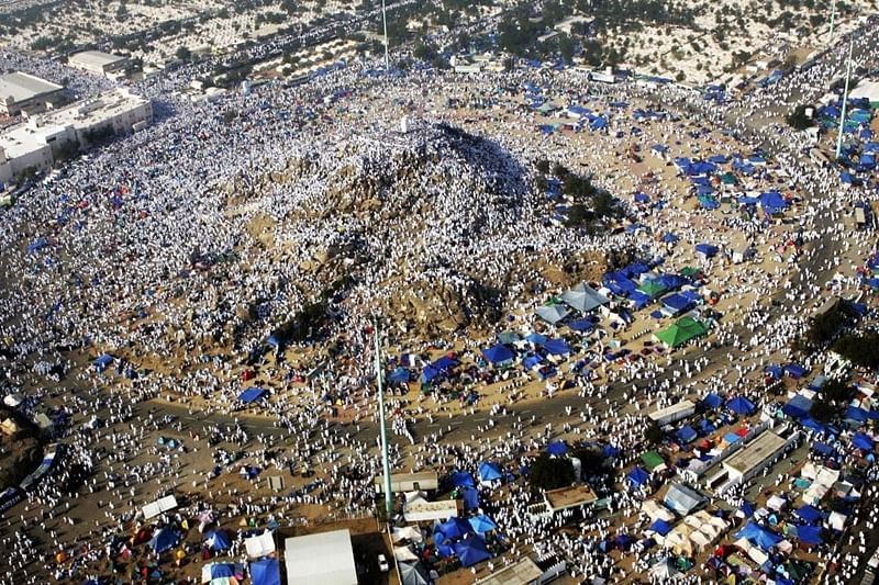 Hajj at high point a year after deadly stampede