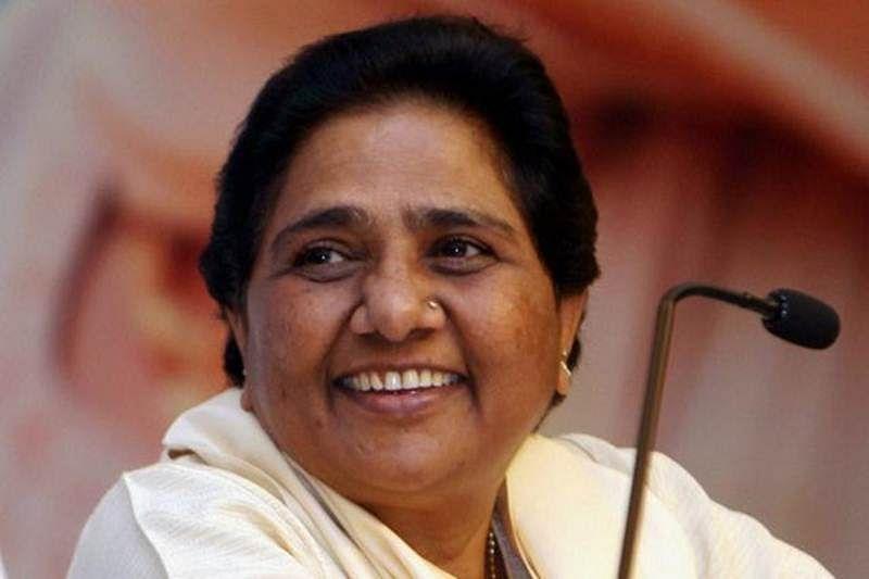 Mayawati trains guns at SP, BJP and Cong at Allahabad rally