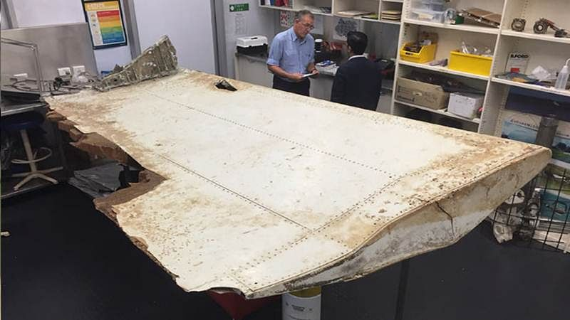 No evidence MH370 'debris' exposed to fire: Australia