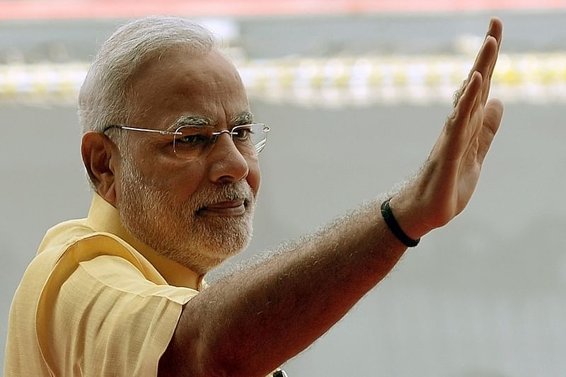 Rio Paralympics: PM Modi lauds Thangavelu, Bhati for gold, bronze honour