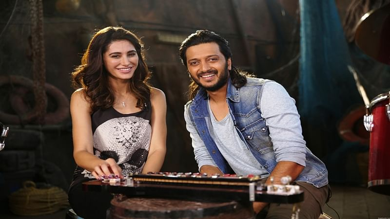 Riteish Deshmukh easy to work with: Nargis Fakhri