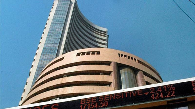 Sensex gains 147 pts on firm global cues, Nifty reclaims 10,600
