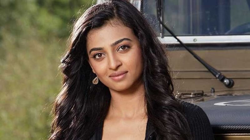 No apprehensions doing bold scenes: Radhika Apte