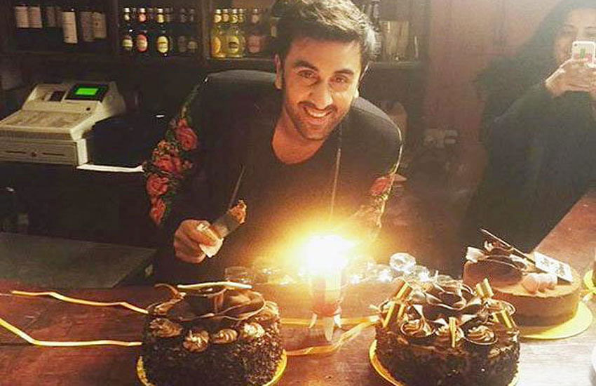 Birthday boy Ranbir Kapoor's mom & dad wish him via Instagram, Twitter