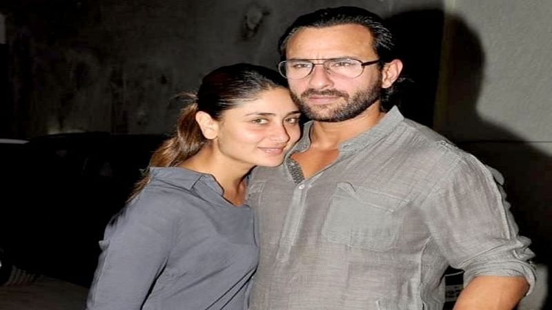 Kareena Kapoor had rejected Saif's first proposal
