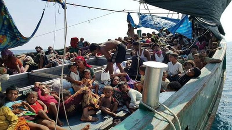 Ship with 506 passengers stranded in Bay of Bengal