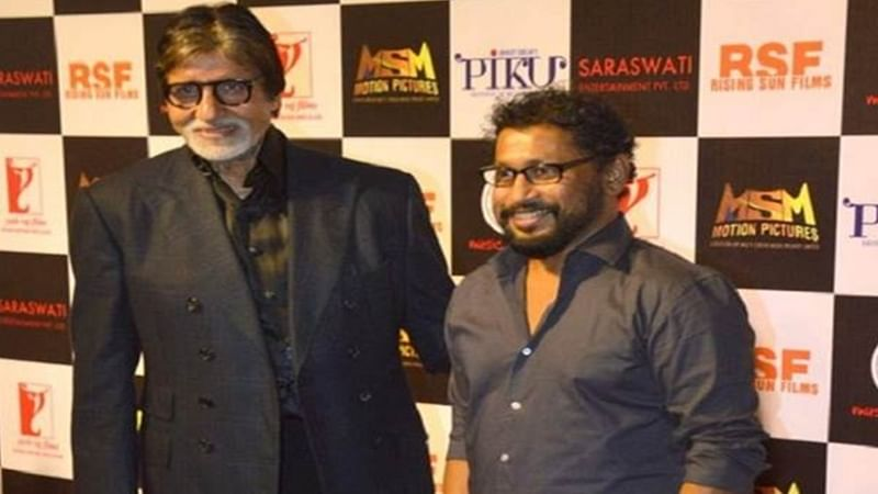 Amitabh Bachchan trusted us blindly with 'Pink': Shoojit