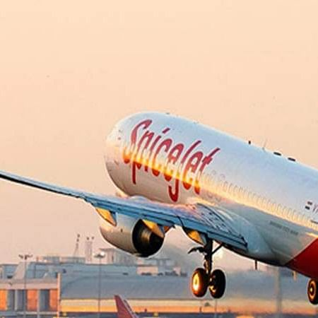 SpiceJet halves net loss sequentially to Rs 57 crore in Q3