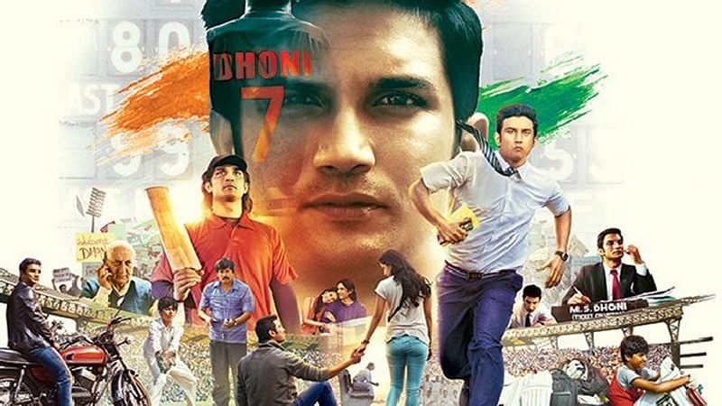 Satellite rights for Dhoni biopic sold for Rs. 55 crores?