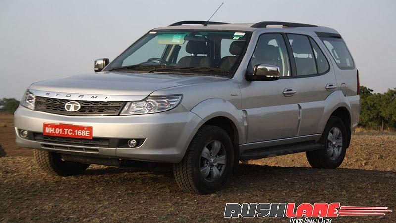 2018 Tata Safari Render – Based on Land Rover design language