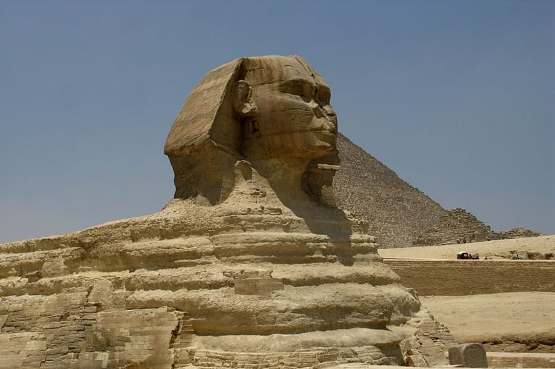 Historic: Evergreen Egypt
