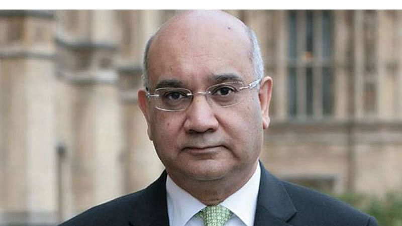 Indian Origin MP Keith Vaz suspended in the UK after being linked to male escorts
