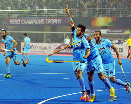 1st 5-a-side Senior Hockey National Championship from Oct 26