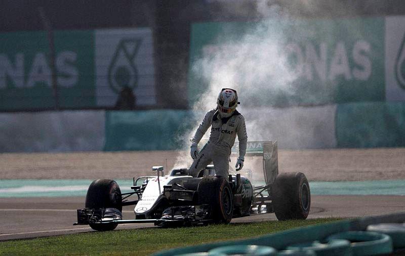Lewis Hamilton's team flies F1 car to terminally ill boy's home in UK