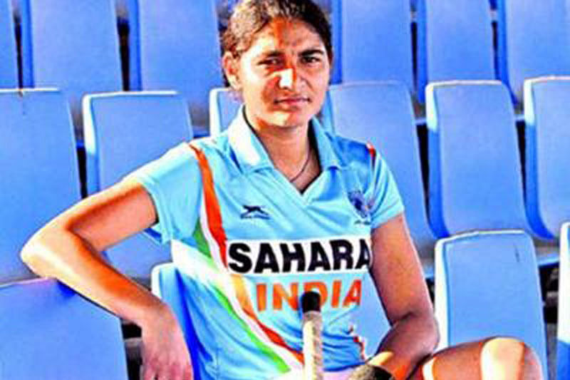 Vandana Katariya women's team captain
