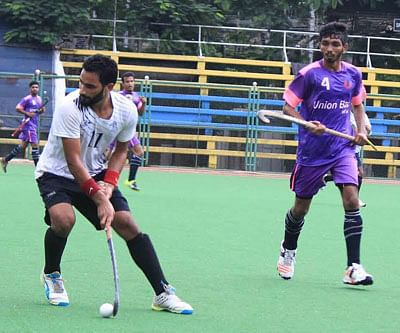 Fitter Navy cruise to win over Union Bank