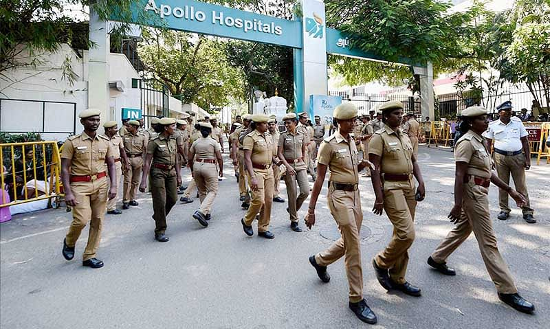 Tamil Nadu: Over 7,300 cops face action over closure of FIRs