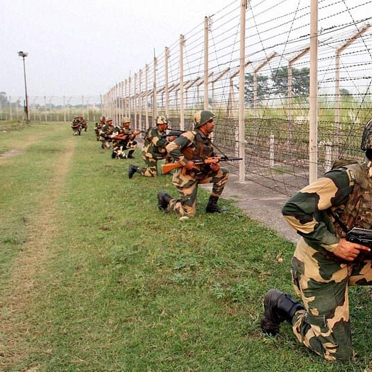 BSF jawan injured in cross-border firing in Mankote