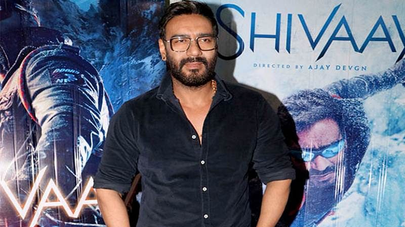 Ajay Devgn admits he has fear of heights
