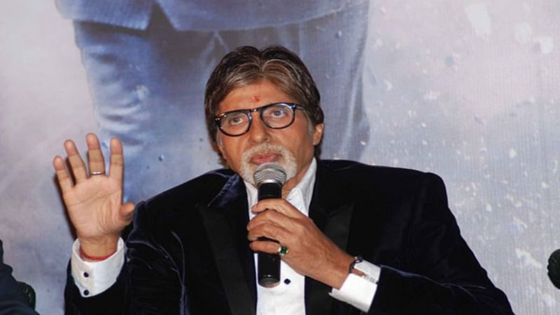 Smita Patil was a considerate friend: Big B