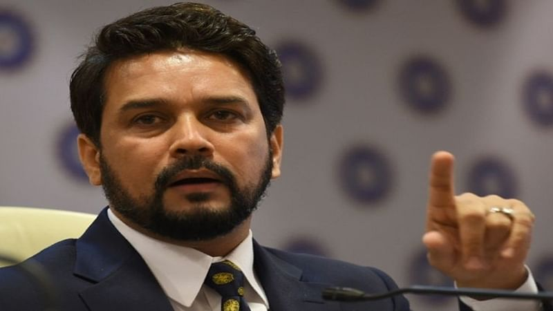 SC asks ex-BCCI chief Anurag Thakur to tender unconditional apology