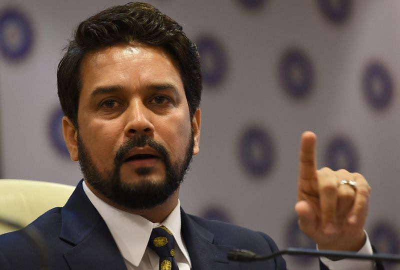 We can't run the game without money: BCCI